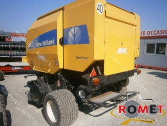 Round baler New Holland 7060 - 3