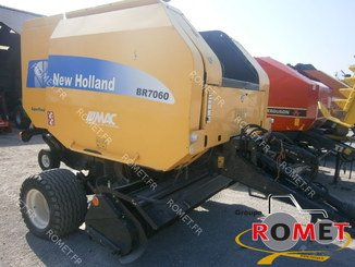Round baler New Holland 7060 - 4