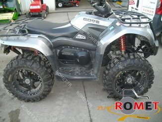 Quad bike Goes G625 i COURT LIM - 3