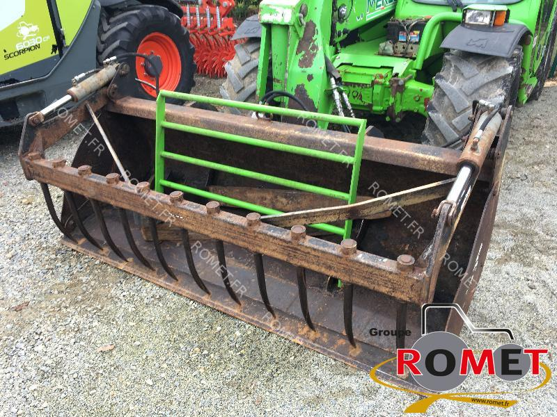 Telehandler accessories Magsi BG230 - 1