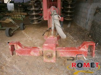 Disc harrow Quivogne APAXR M - 5