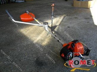 Backpack brushcutter Echo SRM265TESU - 1