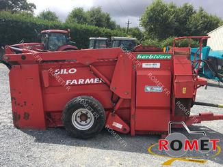 Forage wagon - straw shredder Silofarmer DP560HGLE - 2