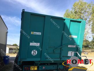 Cereal tipping trailer Rolland TURBOVRAC 26-38 - 3