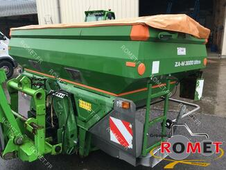 Fertiliser spreader Amazone ZAM-ULTRA 3600L - 4