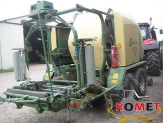 Baler wrapper combination Krone CV 150 X CUT - 2