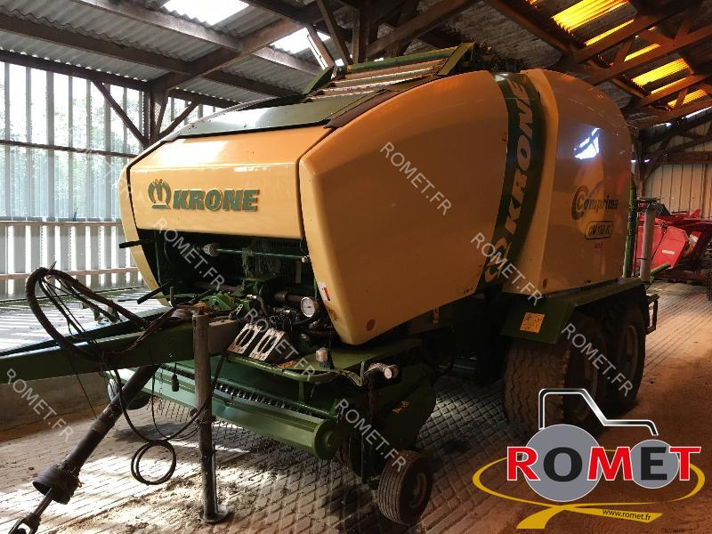 Baler wrapper combination Krone CV 150 X CUT - 1