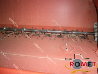 Conventional-till seed drill Gaspardo COMPAGNA 300 - 4