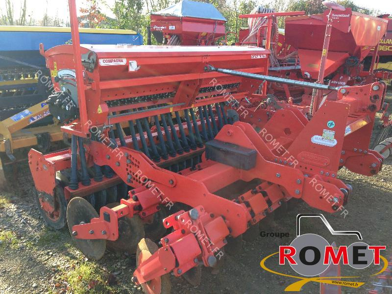 Conventional-till seed drill Gaspardo COMPAGNA 300 - 1