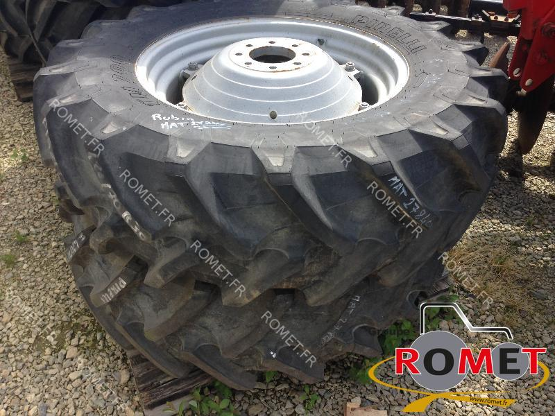 Wheels Pirelli RC42070R30 8T. - 1