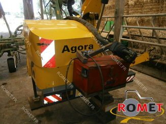Hedge mower Rousseau AGORA500PA - 3