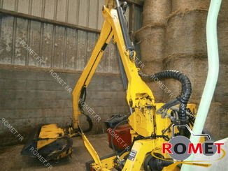 Hedge mower Rousseau AGORA500PA - 5