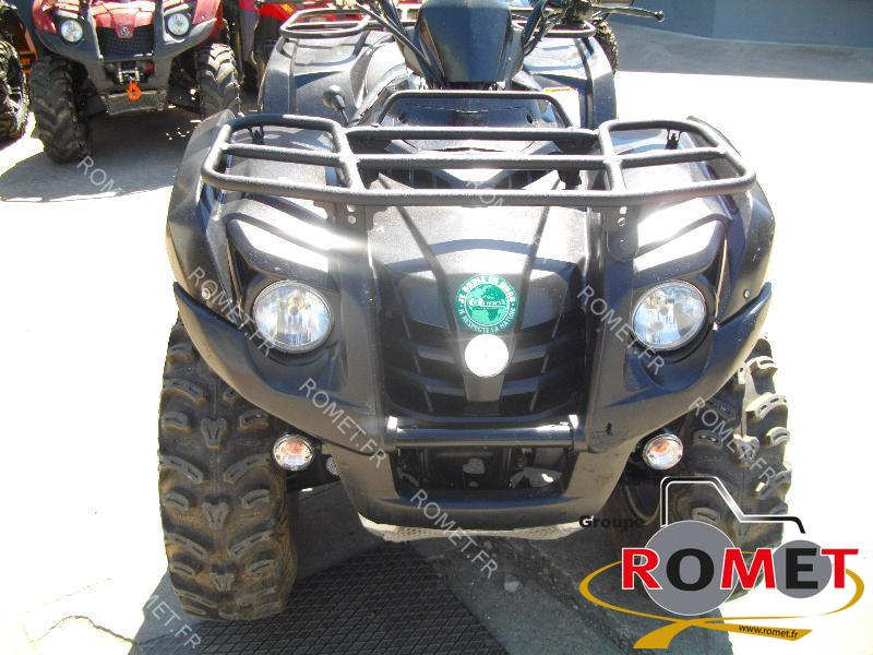 Quad bike Sym 600 - 1