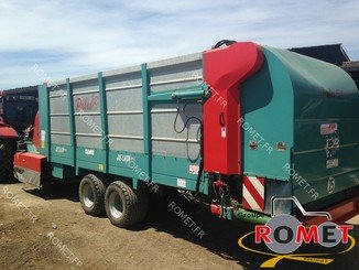 Self loading wagons Jeulin PALES500 - 3