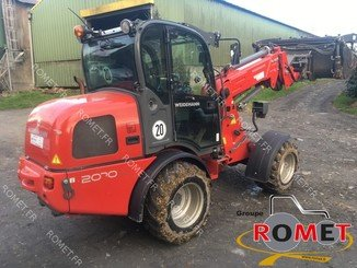 Articulated loader Weidemann 2070CXT50 - 2