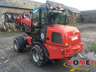 Articulated loader Weidemann 2070CXT50 - 3