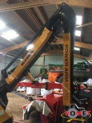 Hedge mower Mac-Connel PA 6070 - 1