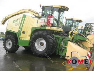 Trailed forage harvester Krone BIGX500 - 1