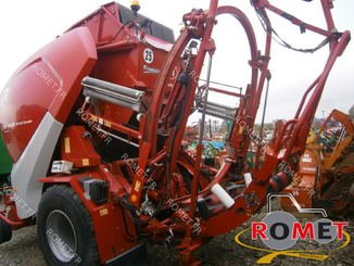 Baler wrapper combination Lely RPC445TORNADO - 2