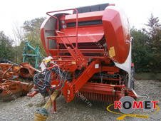 Baler wrapper combination Lely RPC445TORNADO