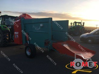 Straw shredder Jeulin SIRUS 70PA - 1
