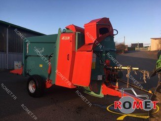 Straw shredder Jeulin SIRUS 70PA - 3