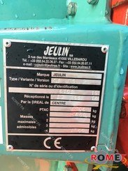 Straw shredder Jeulin SIRUS 70PA - 6