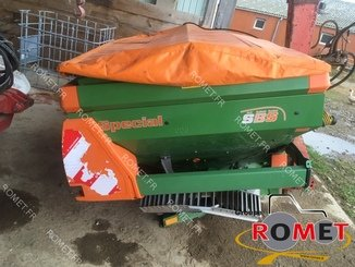 Fertiliser spreader Amazone ZAM PRETIX1201 - 1