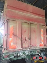 Cereal tipping trailer Coutant REMB15 - 7