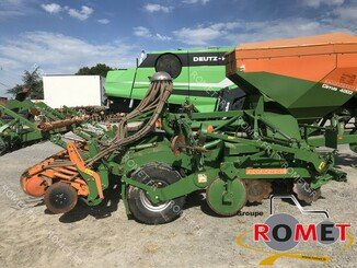 Conventional-till seed drill Amazone CIRUS SP4002 - 8