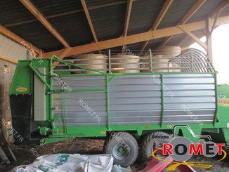Self loading wagons Bonino AB-60TR - 1