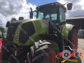 Farm tractors Claas AXION 810 - 1