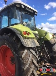Farm tractors Claas AXION 810 - 2