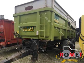 Cereal tipping trailer Leboulch GOLD K150 - 3