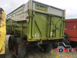 Cereal tipping trailer Leboulch GOLD K150 - 4