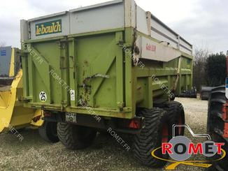 Cereal tipping trailer Leboulch GOLD K150 - 5