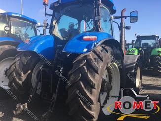 Farm tractors New Holland T7060 - 2