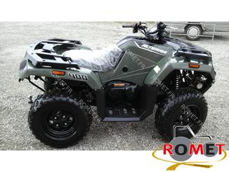 Quad bike Arctic Cat 400 ALTERRA 4X4 - 2