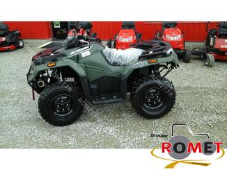 Quad bike Arctic Cat 400 ALTERRA 4X4 - 3