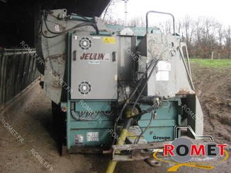 Forage wagon - straw shredder Jeulin SIROCCO - 1