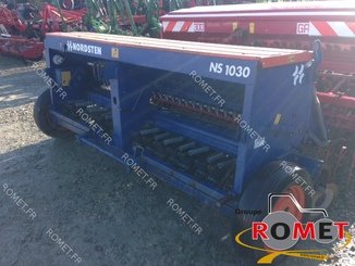 Conventional-till seed drill Nordsten NS1030 - 1