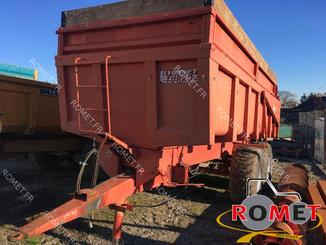 Cereal tipping trailer Lyonnet BL14 - 3