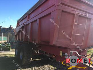 Cereal tipping trailer Lyonnet BL14 - 5