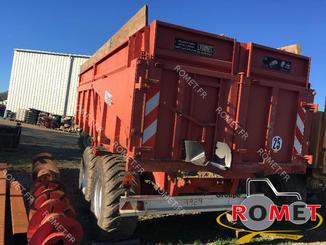 Cereal tipping trailer Lyonnet BL14 - 7