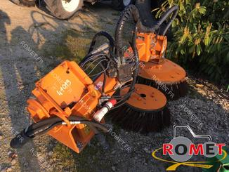 Sweeper Rabaud HERBIONET BE - 2
