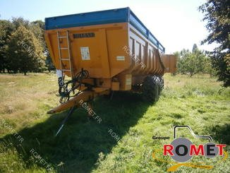 Cereal tipping trailer Rolland TURBO 15 - 4