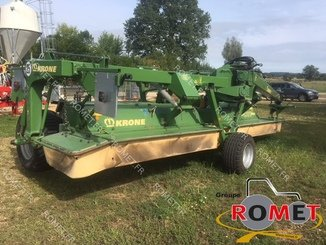 Mower conditioner Krone EC6210CV - 2