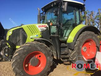 Farm tractors Claas ARION 530 - 2