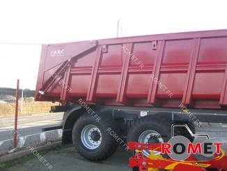 Cereal tipping trailer ARC 16 TONNES - 1