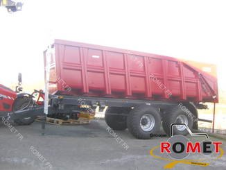 Cereal tipping trailer ARC 16 TONNES - 2